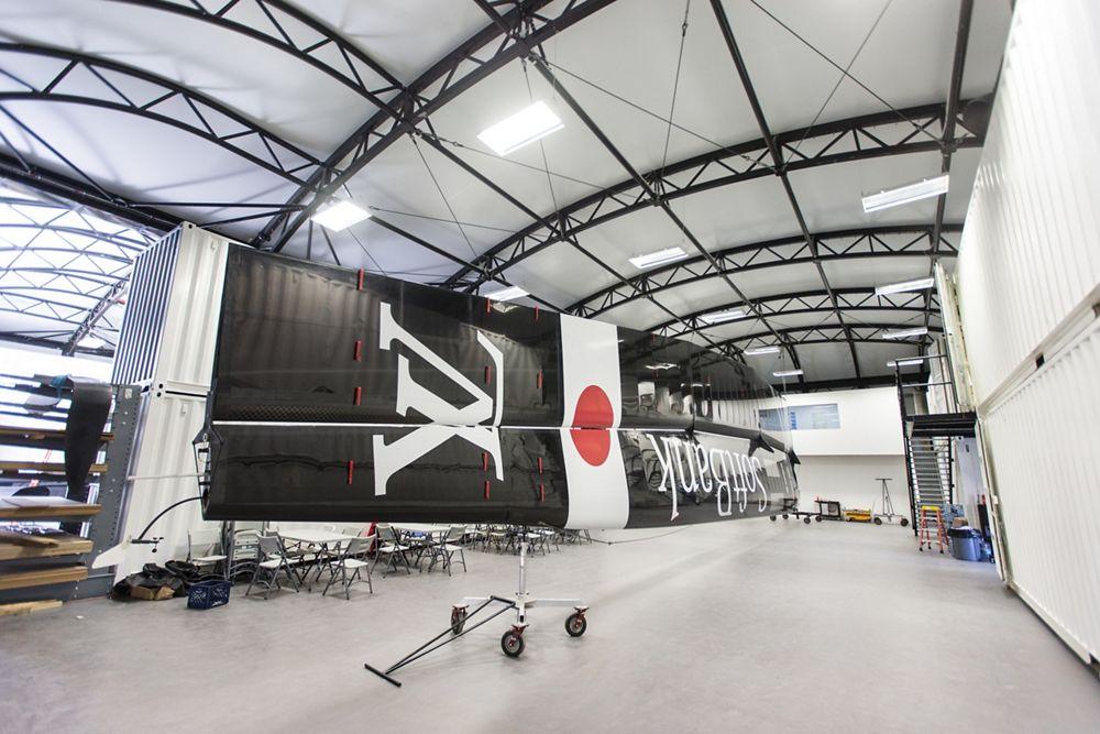 Airbus SoftBank Team Japan 4