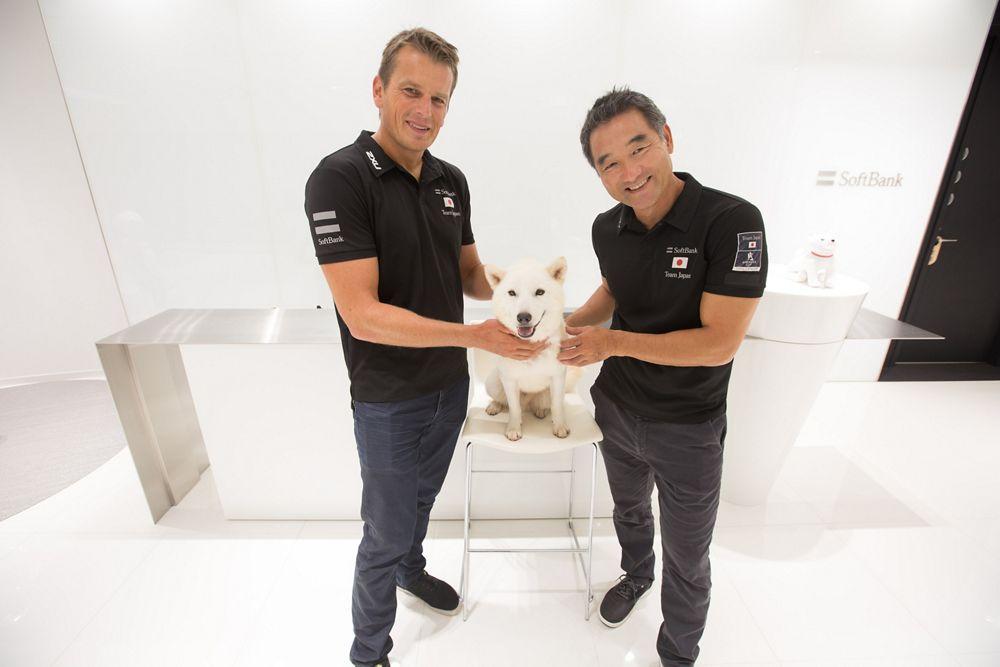 Airbus SoftBank Team Japan_Barker and Sofuku