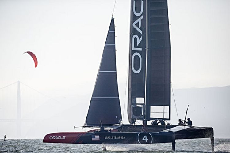 Airbus and ORACLE TEAM USA partnership_2