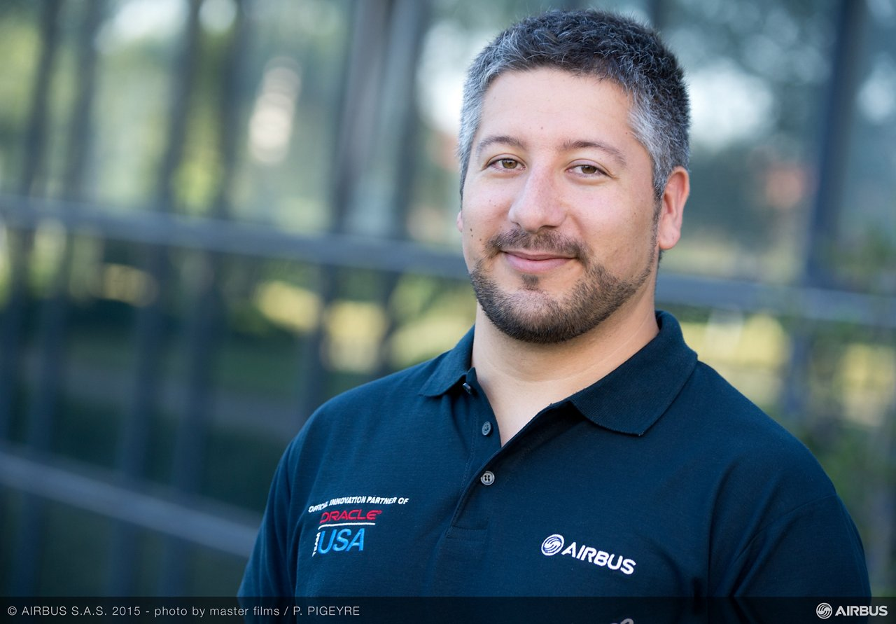 ORACLE TEAM USA_Airbus engineer Xavier Guillot