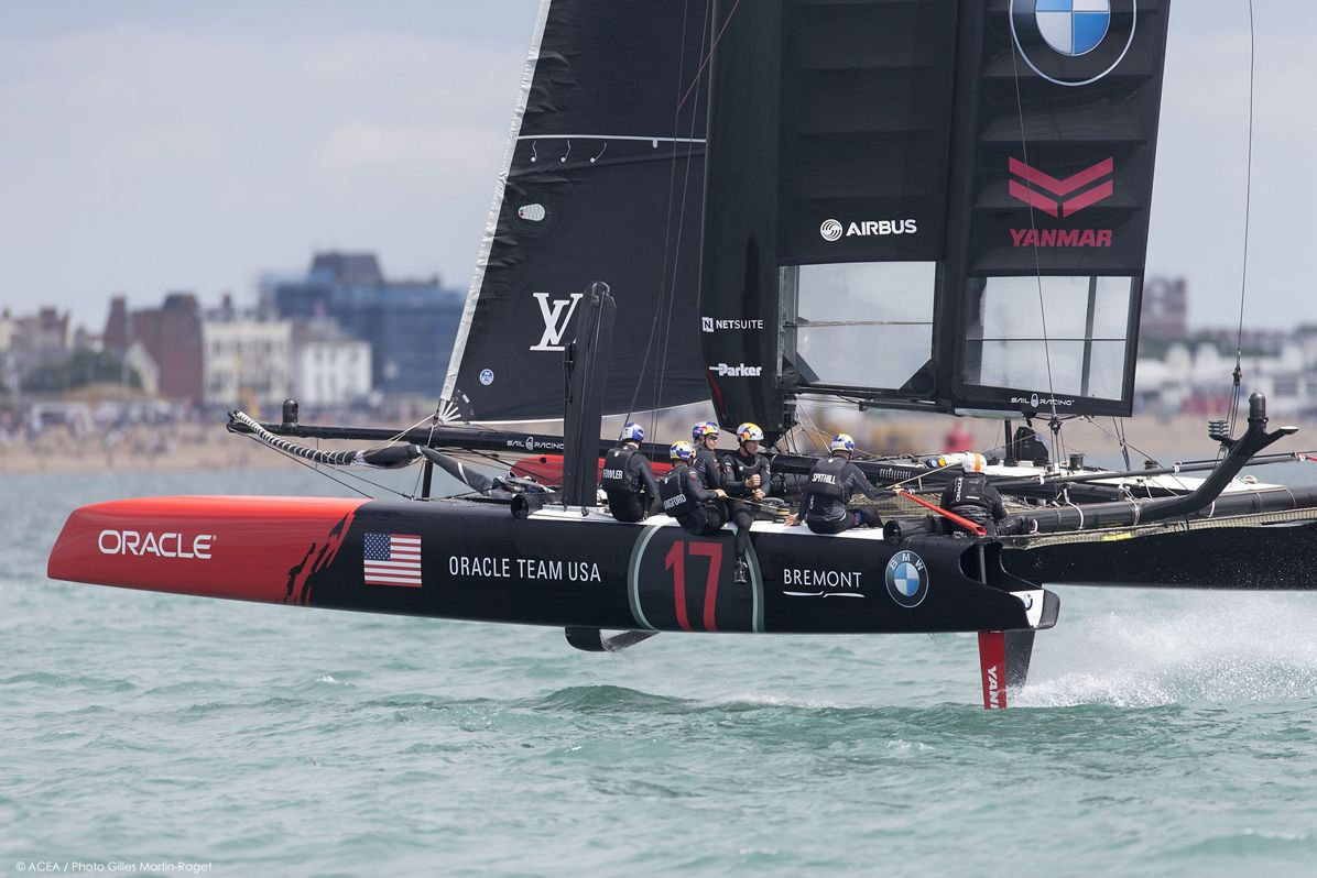 ORACLE TEAM USA_America's Cup World Series 1