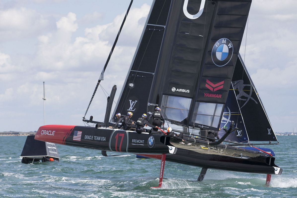 ORACLE TEAM USA_America's Cup World Series 2