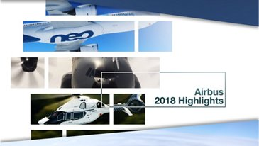 We Make It Fly: Airbus highlights 2018