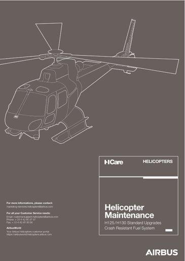 Brochure HCare HM SB STC H125 H130 CRFS