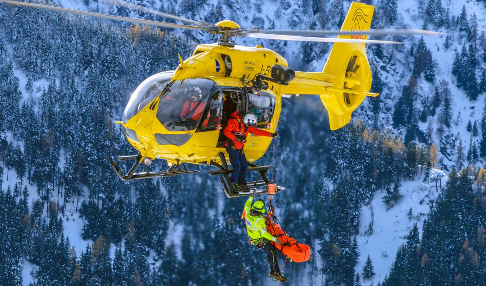 Photo contest civil helicopters calendar