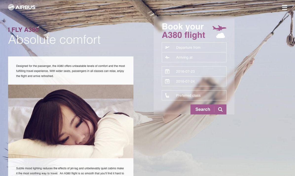 IflyA380 Comfort