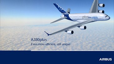 Airbus Aircraft  - A380 press kit - EN