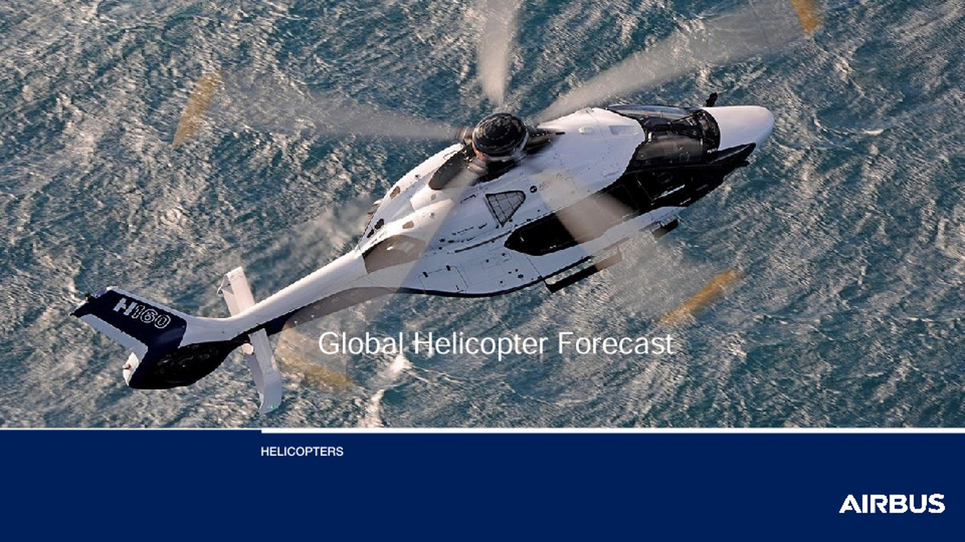 20-year helicopter civil market forecast – October 2017