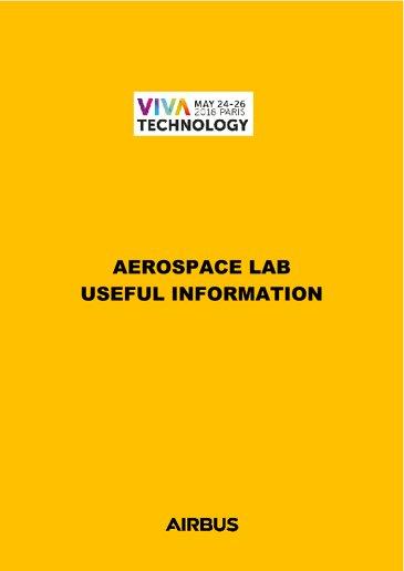 VIVA TECHNOLOGY 2017 - leaflet