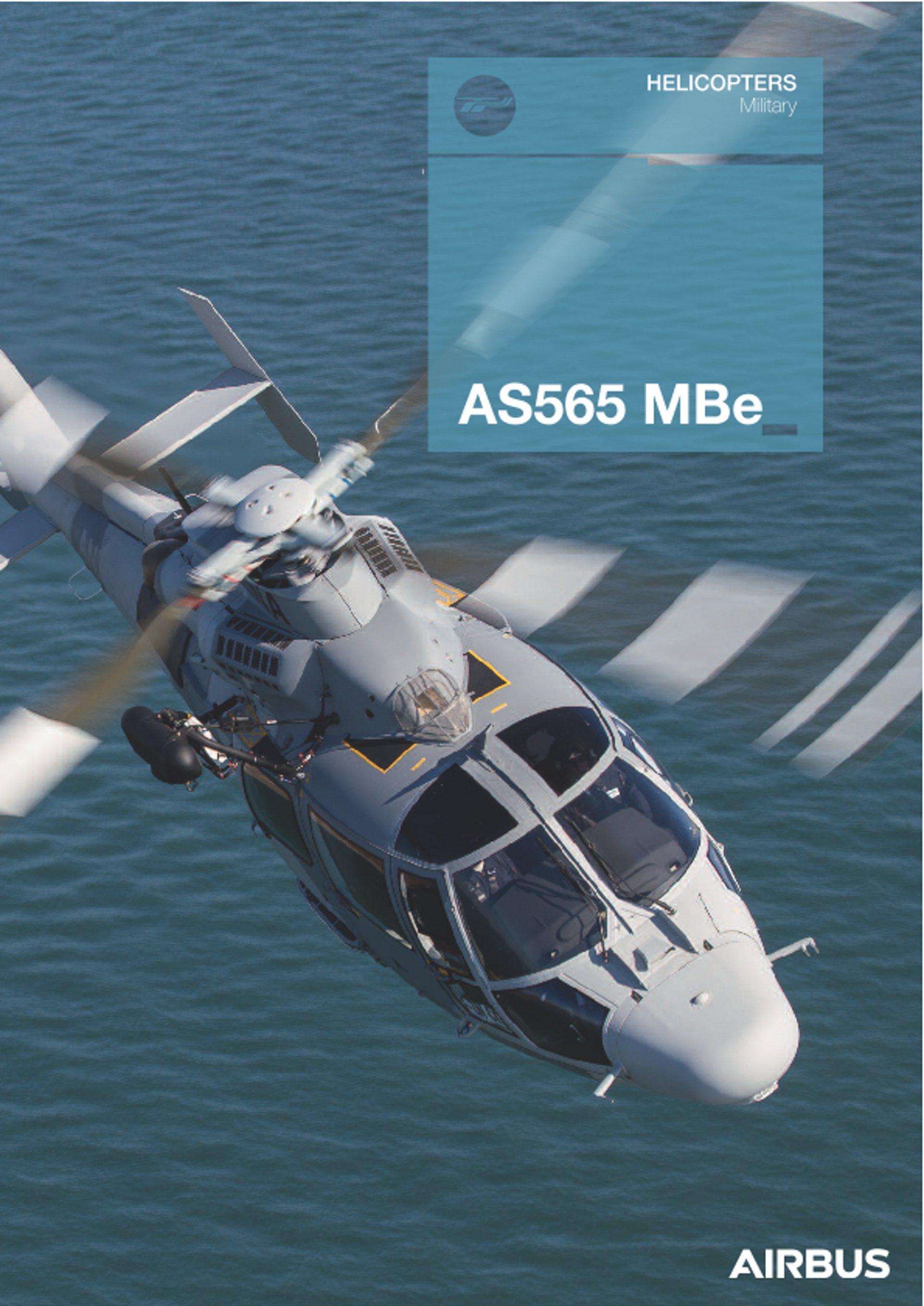 AS565 MBe Brochure Presentation