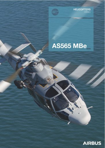 AS565 MBe Brochure Presentation