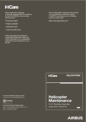 HCare Hlicopters Maintenance