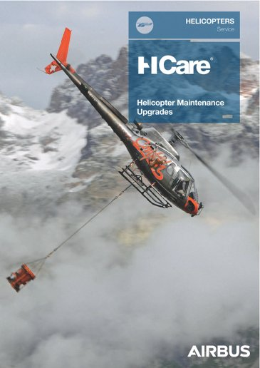 HCare - Helicopter Maintenance Upgrades