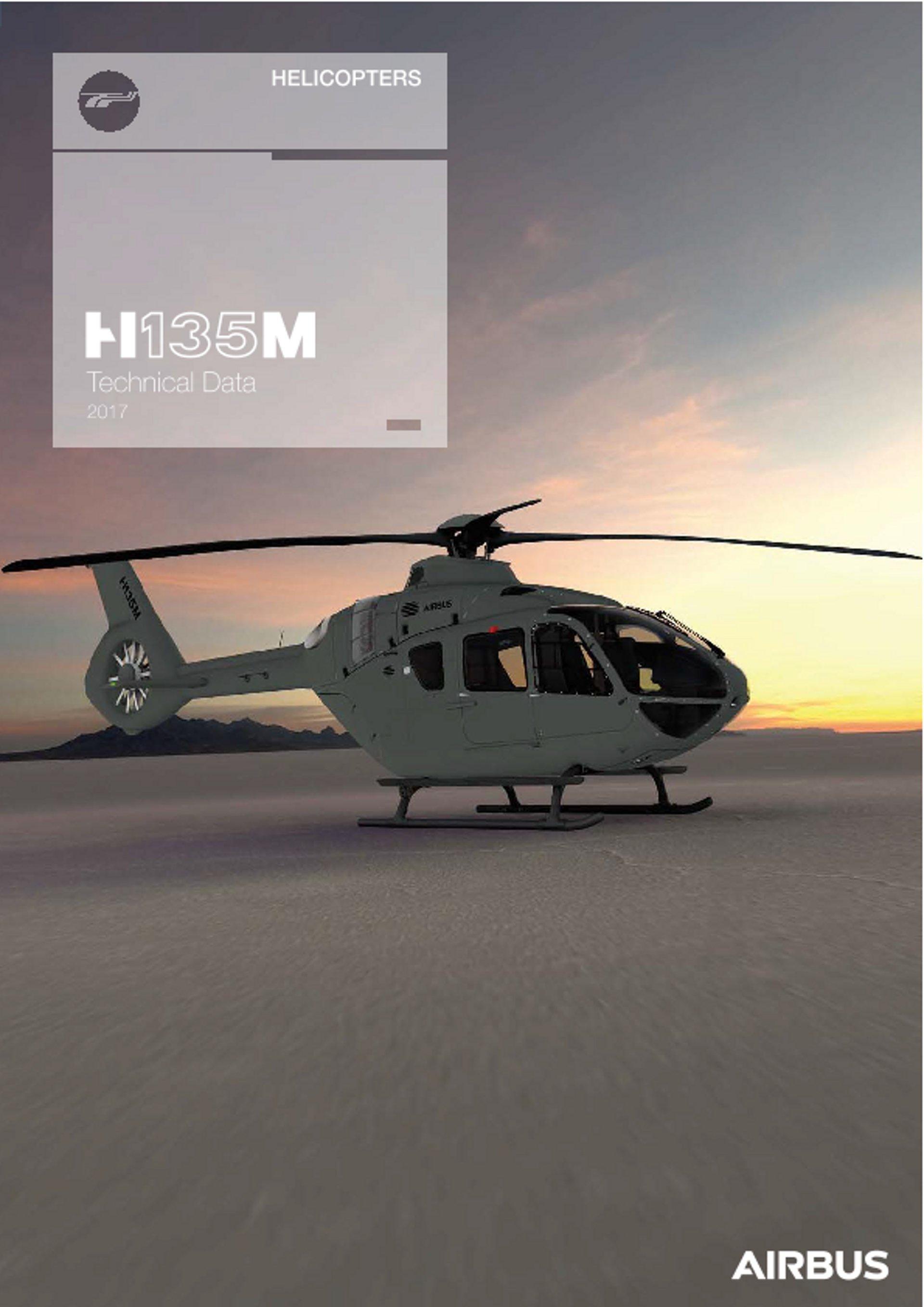 H135M Technical Data