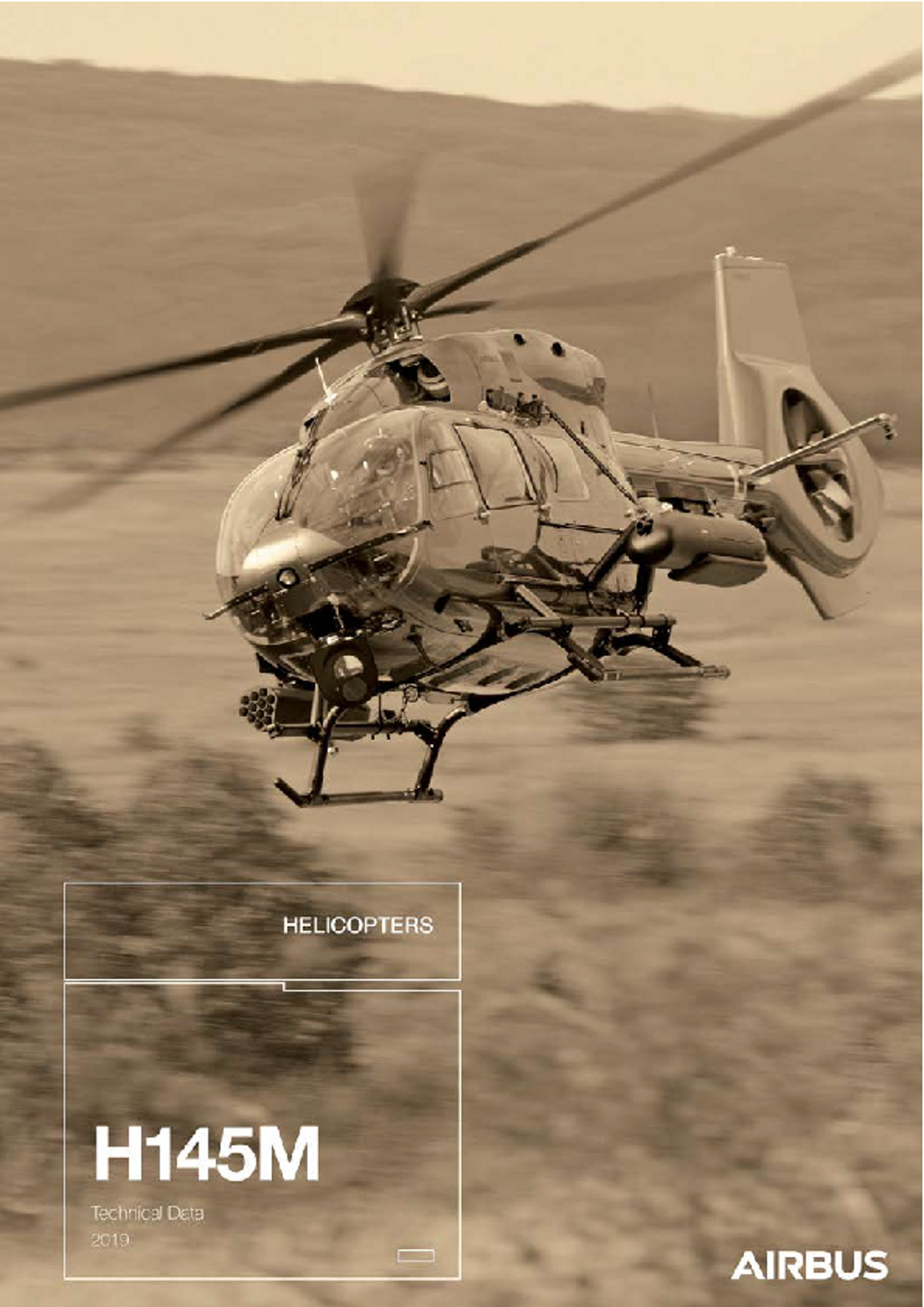 H145M Technical Data