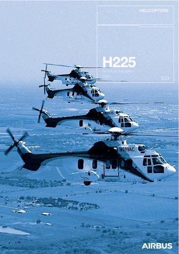 H225 Technical Data