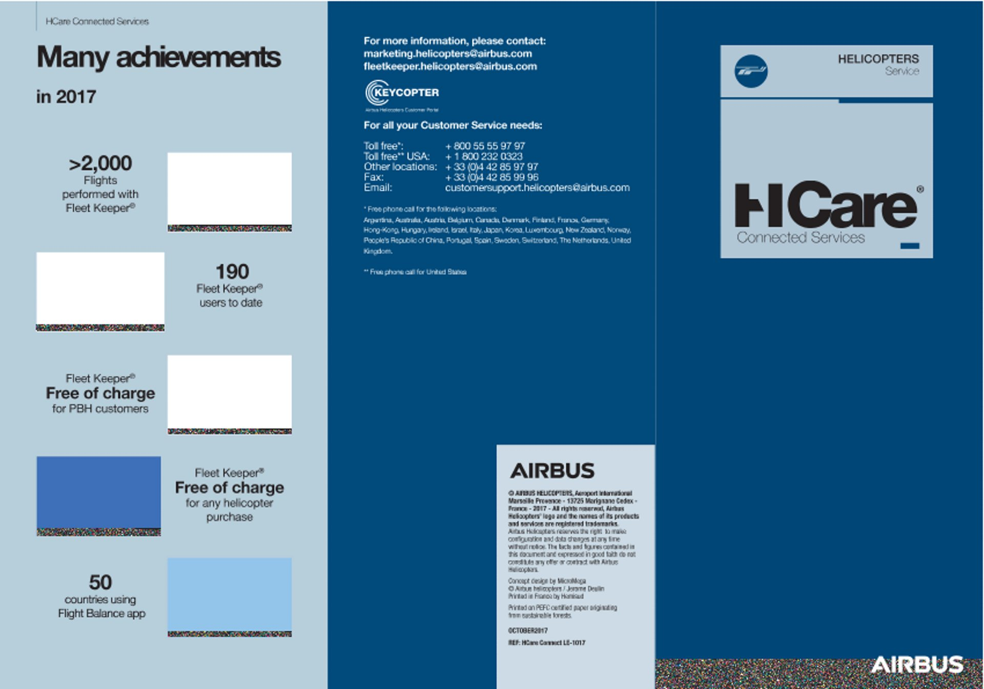 HCare connected services (leaflet)