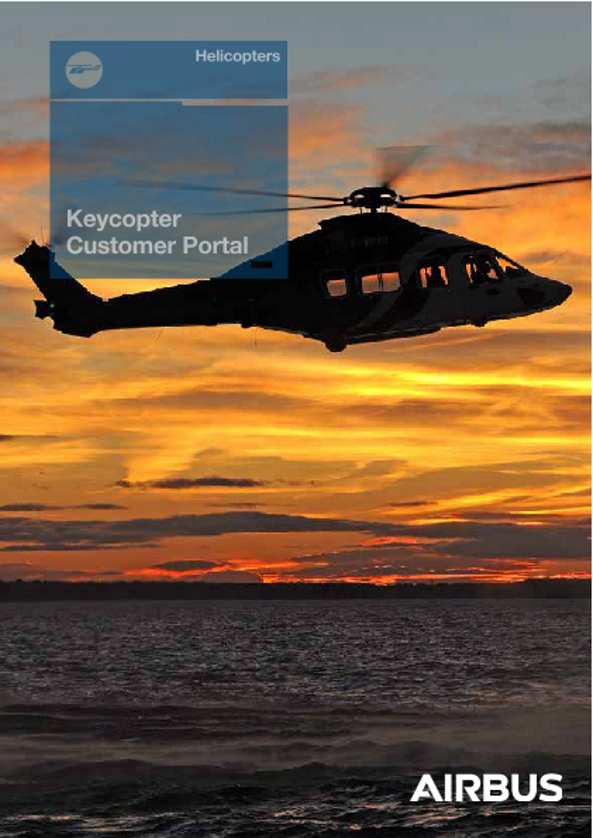 HCare Connected Service Keycopter Customer Portal