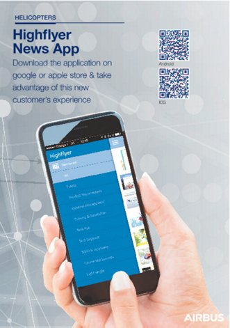 Highflyer News App