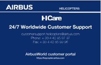 HCare Customer Support