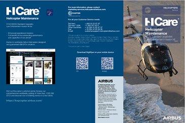 HCare直升机维修H125标准升级法律执行任务包