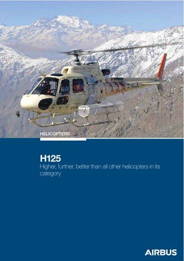 H125 Mini Poster