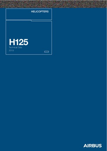 Technical Data H125 2019