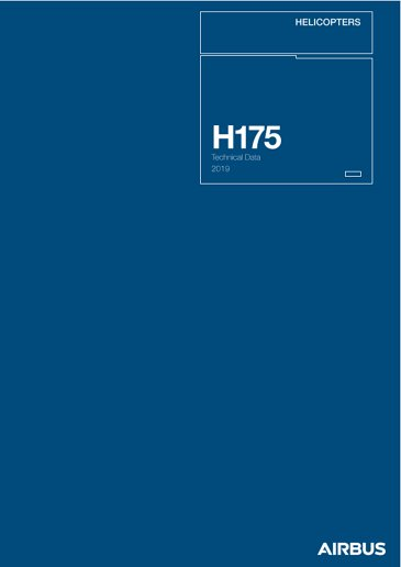 Technical Data H175 2019