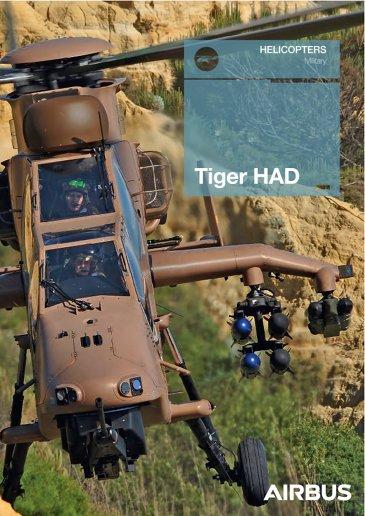 Tiger Brochure Presentation
