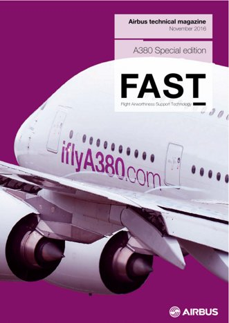 FAST A380 Special Edition / November 2016