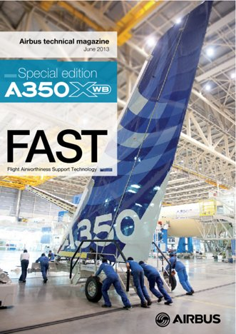 FAST special edition: A350 XWB / June 2013