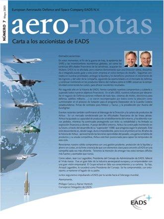 Aero-notes 07 (Mayo 2003)