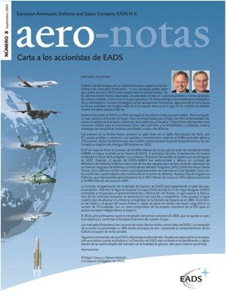 Aero-notes 08 (Septiembre 2003)