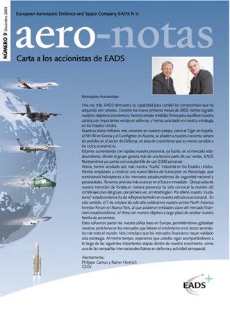 Aero-notes 09 (Diciembre 2003)