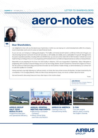 Aero-notes 41 (Autumn 2015)