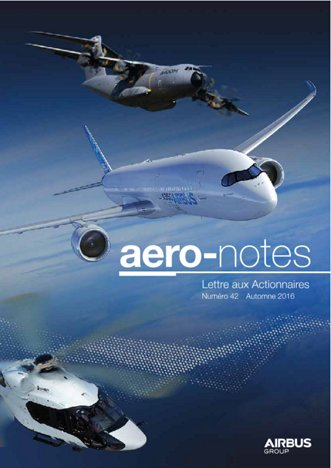 Aero-notes 42 (Automne 2016)