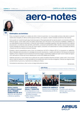 Aero-notes 41 (Otoño 2015)