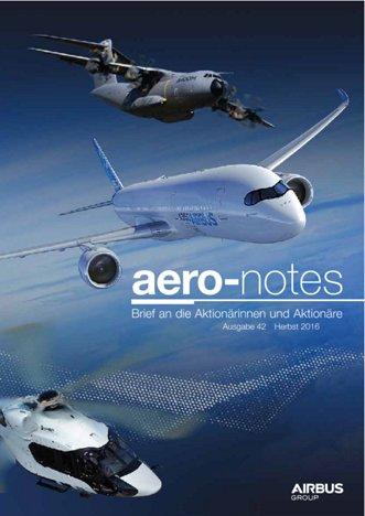 Aero-notes 42 (Herbst 2016)