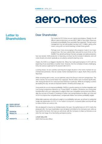 Aero-notes 29 (April 2011)