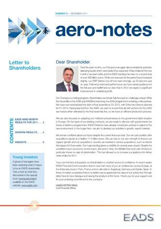 Aero-notes 31 (December 2011)