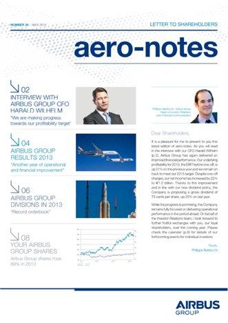 Aero-notes 38 (May 2014)
