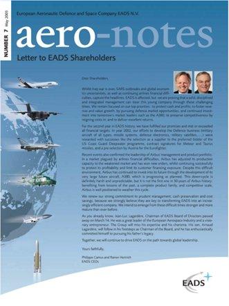 Aero-notes 07 (May 2003)