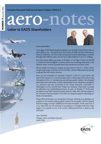 Aero-notes 09 (December 2003)