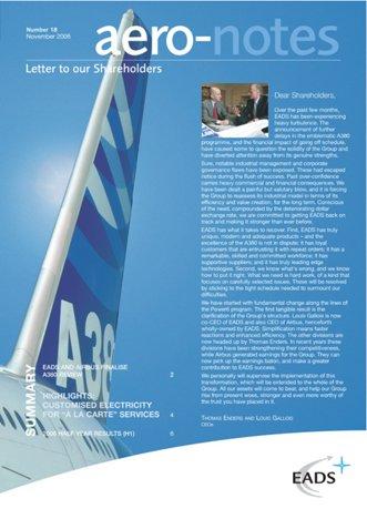 Aero-notes 18 (November 2006)
