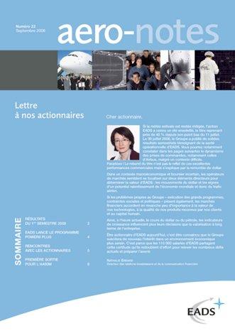 Aero-notes 22 (Septembre 2008)