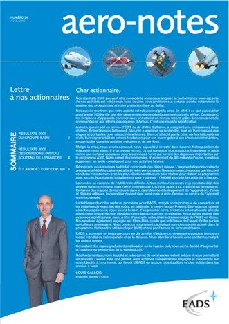 Aero-notes 26 (Avril 2010)
