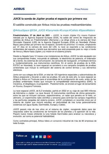 ES-Airbus-SpS-Press-Release-JUICE-Jupiter-probes-first-taste-of-space