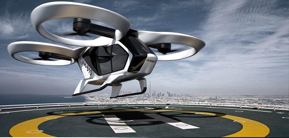 Iron Bird Power On: CityAirbus reaches next milestone