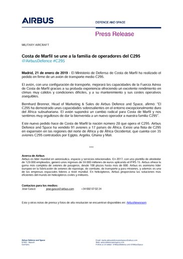 Press-Release-MILITARY-AIRCRAFT-21012019-SP