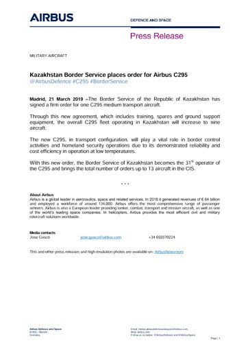 Press-Release-Military-Aircraft-21032019-ENG